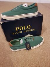 Polo Ralph Lauren Men Trainers.Size 10. BNWB.RRP £70.