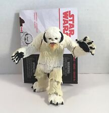 Star Wars Wampa figure loose 2018 opened Force link 2.0 Solo Hasbro 3.75""
