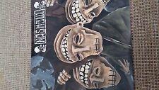 "Nashgul Antihero Split LP 12"" Grindcore Grind Hardcore DEATH METAL nasum Croûte"