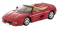 TOMYTEC Tomica Limited Vintage Neo 1/64 TLV-NEO Ferrari F355 Spider Red (Manu...