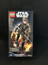 LEGO Star Wars Rogue One - Jyn Erso 75119 - NEW - Sealed Box