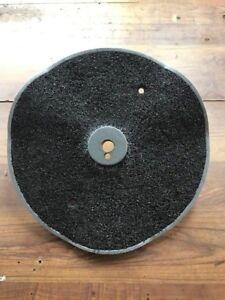 METCALFE RUMBLE PLATE - VP28 - PR01