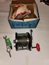 Vnt Penn Delmar 285M Reel w/ original box and all accessories and paperwork fish