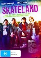 Skateland * NEW DVD * Ashley Greene Shiloh Fernandez (Region 4 Australia)