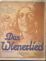 Das Wienerlied Heft 1 , übergroß