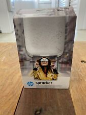 HP SPROCKET 2ND EDITION INSTANT PHOTO PRINTER LUNA PEARL BRAND NEW IN BOX