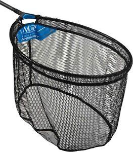 """Map Shake Dry Landing Net 14"""" 16"""" 18"""" Super Strong Frame Coarse Fishing Net"""