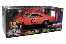 1969 DODGE CHARGER GENERAL LEE DUKE OF HAZZARD 1/18 ORANGE BY ERTL JOYRIDE 39181