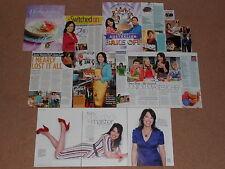 10+ ANNA GARE Magazine Clippings