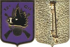 151° Régiment d'Infanterie, 12° Compagnie, dos guilloché, Delsart (1934)