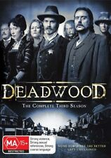 Foreign Language Deadwood MA Rated DVDs & Blu-ray Discs