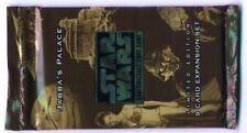 BOOSTER STAR WARS de 9 Cartes JABBA's PALACE Ed. Limité