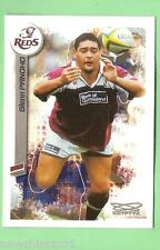 2003  RUGBY UNION CARD #65  GLENN PANOHO,  QUEENSLAND REDS