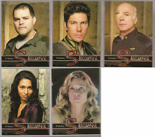 Battlestar Galactica Season 4 Final Five Set FF1-FF5