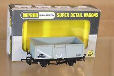 Wrenn W4655 Br Gris 16 Toneladas Vagón de Mineral B54884 Carta Inserto en Caja