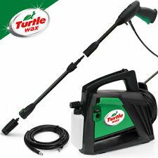 Turtle Wax High Power Pressure Washer 1600 PSI/110 BAR Car/Garden 1400w Jet Wash