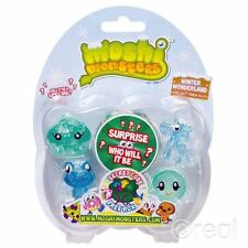 New Moshi Monsters Winter Wonderland 5 Figure Pack Moshlings Blister Official