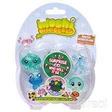 New Moshi Monsters Winter Wonderland 5 Figure Pack Moshlings Blister Official