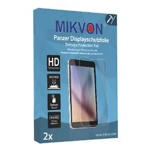 2x Mikvon Armor Screen Protector for Lenovo Moto G5 Plus Retail Package