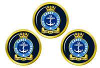 Mer Cadet Corps Marqueurs de Balles de Golf