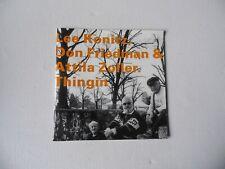 Lee Konitz, Don Friedman & Attila Zoller - Thingin - CD - 7 Tracks (5).
