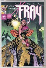 Sharp 1999 Dark Horse Joss Whedon's Fray 2 Comic Book Lot Issues 1 & 3