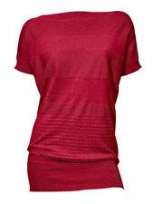 """Damen- Pullover von  """"Singh S Madan"""" rot  Gr. 36/38"""