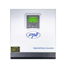 Solar Wechselrichter PNI GreenHouse SC1800B 3KW 24V 60A MPPT Off Grid Hybrid Sin