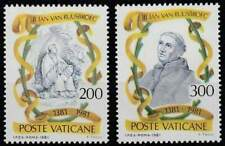 Vaticaan postfris 1981 MNH 789-790 - Johannes van Ruusbroec