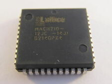 1 pezzi-Mach 210-12jc/- 14ji LATTICE HIGH-DENSITY EE CMOS Programmable Logic