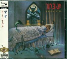 DIO DREAM EVIL 2012 JAPAN SHM RMST CD - Craig Goldy - BRAND NEW & GIFT PERFECT!