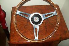 Alfa Romeo Woodrim sports wheel suit  1960,s /70.s era