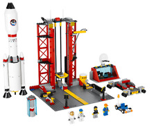 2 Lego Classic Space Port Sets 3368 & 3366 complete with Instructions