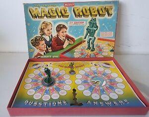 Vintage The Amazing Magic Robot 4th Edition. Merit Toys