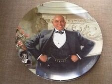 1982 Knowles Daddy Warbucks Annie Collector's Plate Series Second Issue 1234E
