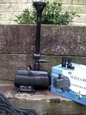 POND WATER FOUNTAIN/PUMP IMMERSIBLE/INLINE 8000 litre/HR KOI FISH POND HX-8890F