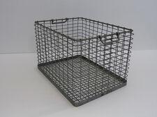 1x Drahtgitterkorb 600x450x400 mm Stapelkorb Drahtkorb sehr stabil Gitterbox