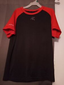 EUC ~ Boy's Size XL (14-16) And1 T-Shirt ~ Black/Red ~HUGE SALE~ CHECK MY STORE!