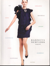 Barneys New York Spring 208s High Fashion Jewelry Catalog 35pgs 062420AME