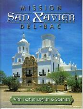 Mission San Xavier Del Bac (With Text in English a