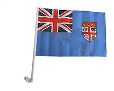 "12x18 Wholesale Lot 12 Fiji Country Car Vehicle 12""x18"" Flag"