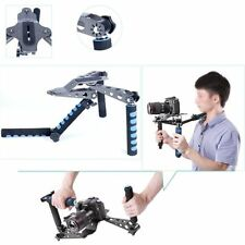 Fold Rig Movie Kit DSLR Film Making System Shoulder Mount Support Rig Stabilizer