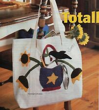 Totally Totes For Summer Quilt Pattern Pieced/Applique PS