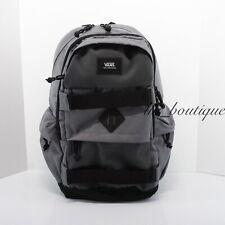 NWT Vans Unisex Planned Pack Skateboard Backpack Laptop Bag VN0A46NBT8O Grey $65