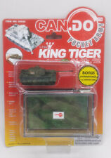 Cando Pocket Army - King Tiger  Item # 20020
