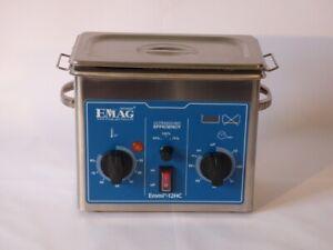 EMAG Emmi 12HC Ultraschallreinigungsgerät Ultraschall Reiniger ultrasonic