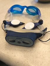 Finis SwiMP3 Underwater MP3 Player Head phones EUC