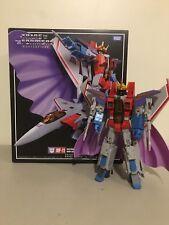 GENUINE Takara Transformers Masterpiece: MP-11 Starscream Hasbro G1 in USA