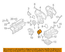 NISSAN OEM Engine-Oil Filter 1520865F0E
