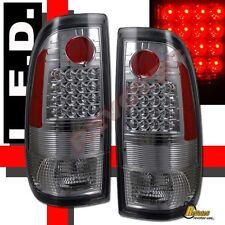 97-03 Ford F150 97-07 F250 F350 Super Duty Pickup G2 Chrome LED Tail Lights